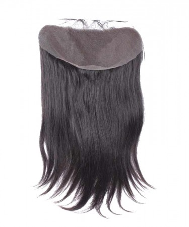 CARA Pre Plucked Brazilian Virgin Hair Straight 13x6 Lace Frontal Closure