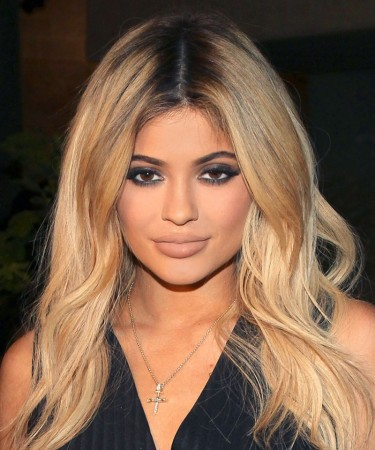 CARA Honey Blonde Ombre Wavy Lace Front Human Hair Wigs