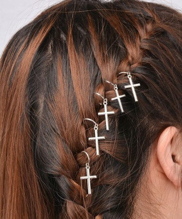 New Arrival !2018 Fashion Braid DIY 5pcs/Lot .