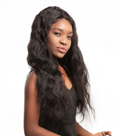 CARA 13x6 Lace Front Wigs 250% Density Brazilian Body Wave Human Hair Wigs For Black Women