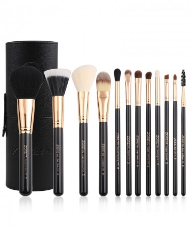 Professional 15pcs Makeup Brush Set High Quality Powder Foundation Eye Shader Make Up Tools For Classic