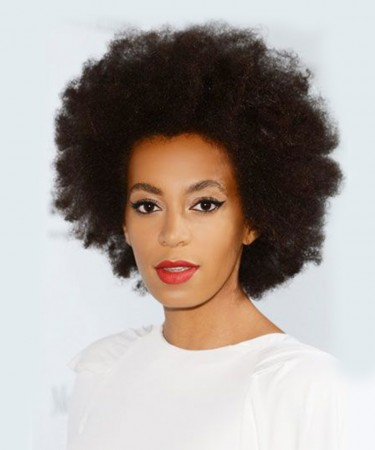 Afro Curly Lace Front Wig For Black Women 6 inch