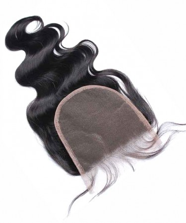 CARA Lace Closure With Natural Baby Hair 5x5 Lace Size Body Wave