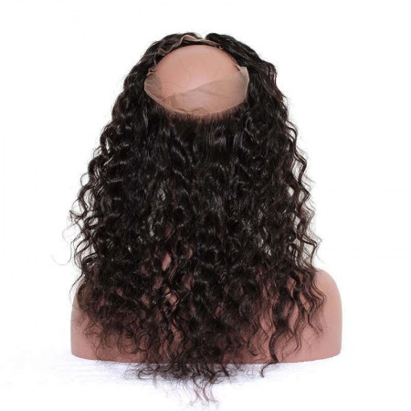 CARA Loose Wave Frontal Closure Pre Plucked With Baby Hair