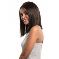 CARA SALE! Malibu Dollface's BOB Fashion Straight Hair Natural Black