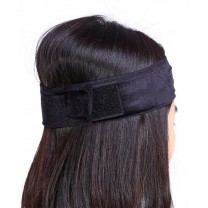 CARA Velvet Fabric Hair Band Flexible Velvet Wig Grip Scarf Head Hair Band