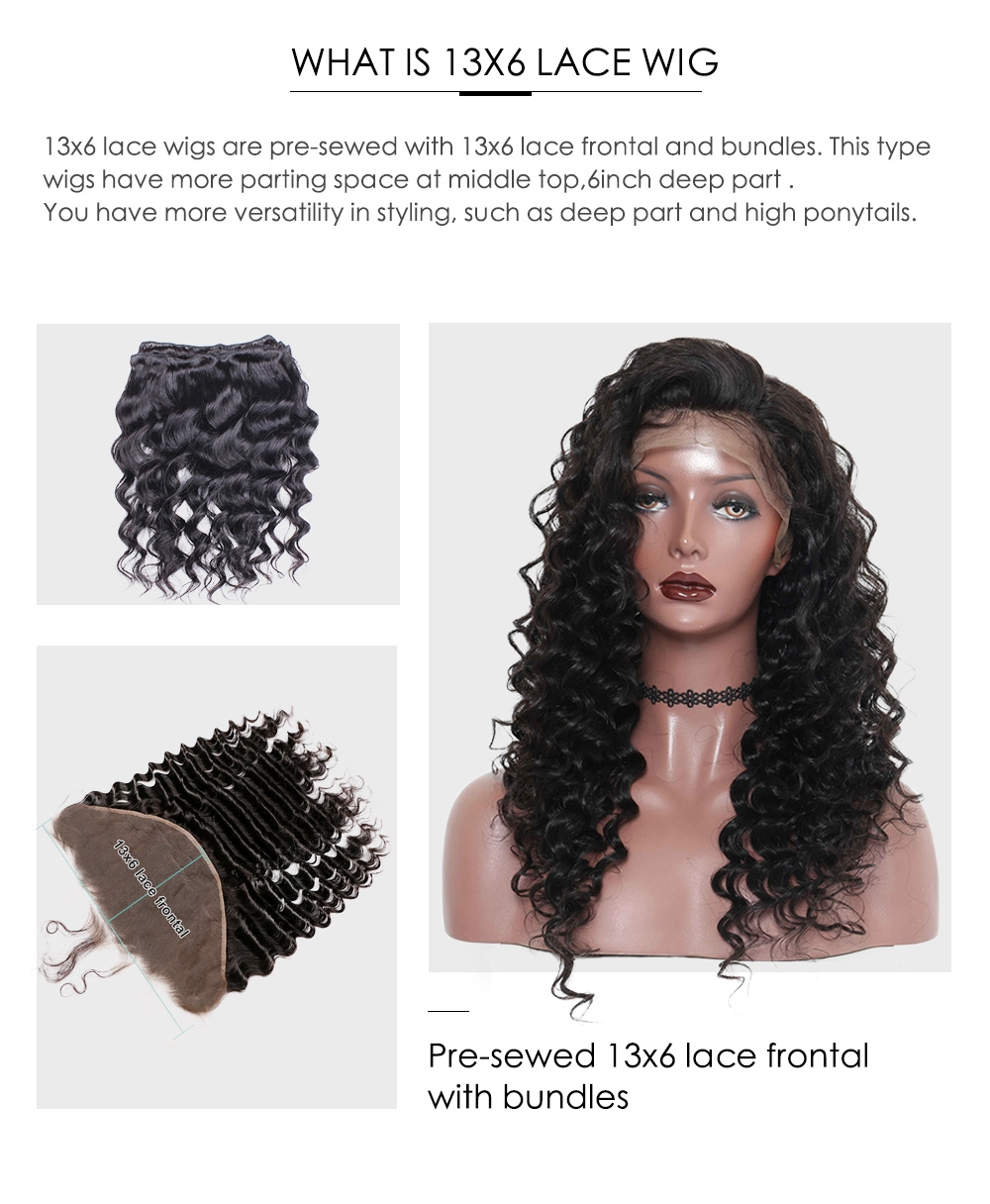 what is 13x6 lace wig